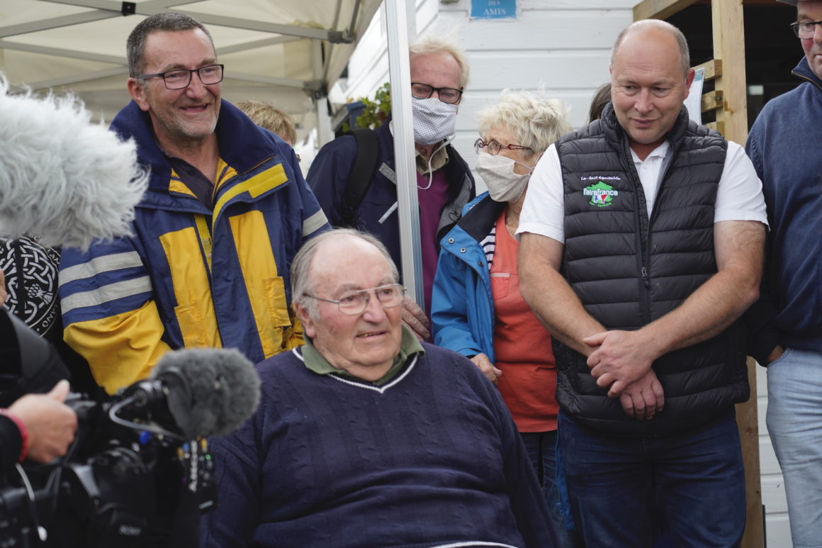"""Ouest France – 27.07.2020 – """"Le voilier Saga est enfin sur l'eau"""""""
